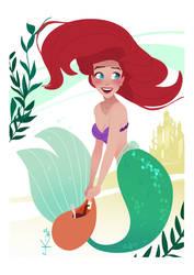 Ariel by MrRabLo