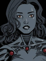 Peek at some Witchblade by NelsonBlakeII