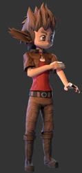 Character by RenaKryik