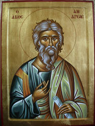 St Andrew by logIcon
