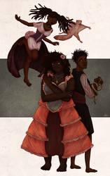 Children of Witchcraft by Lasheslie