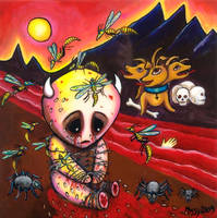 Hell's Vestibule by Catsbah
