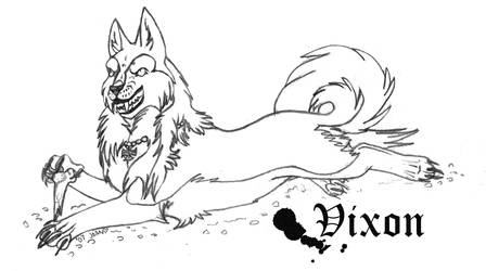 Vixon by blinkifish13