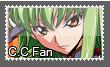 C.C Fan Stamp by Eglis