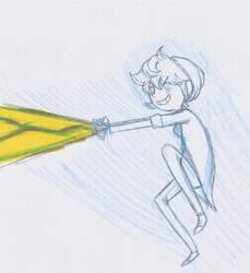 Aim Straight by doodlezjello