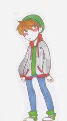 cool kid by doodlezjello