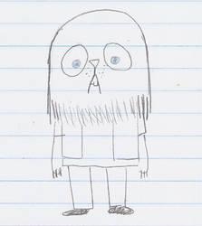 Jay Stevens by doodlezjello