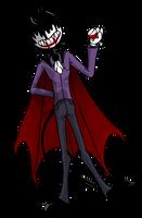 Vampire Inky by InkHyaena