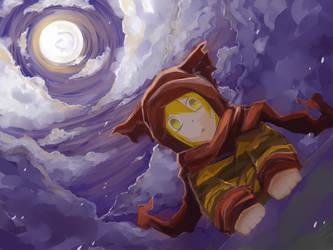 Midnight Sky by Lanrot