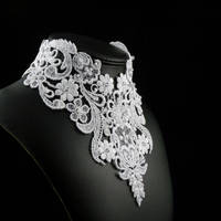Extreme Lace Bridal Choker by Lincey