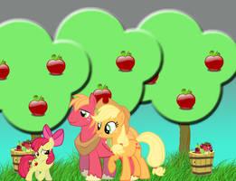 Apple Bloom by lovergirl786