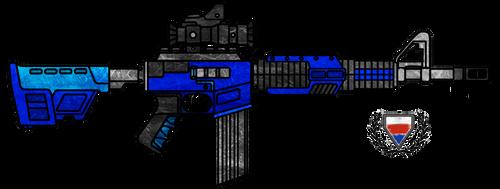 Fan Art: M16a6 by BlackKnife12 by CzechBiohazard