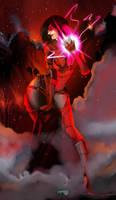Mistress Menace Vengance by ScottyFreefall
