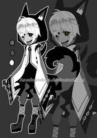 monochrome adoptable closed by AS-Adoptables