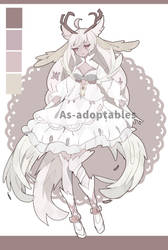 Forest spirit adoptable closed by AS-Adoptables
