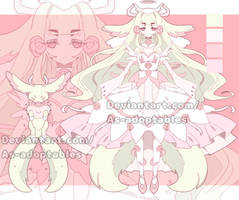 Forest spirit adoptable open by AS-Adoptables