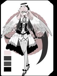 Dark angel adoptable closed by AS-Adoptables