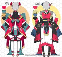 Kimono adoptables closed by AS-Adoptables
