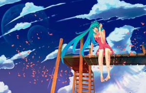 summer girl by onwa7