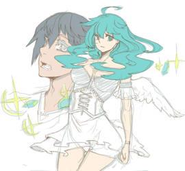 doodle wip again by onwa7
