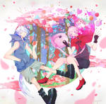 Art Trade Yukia by yasupan