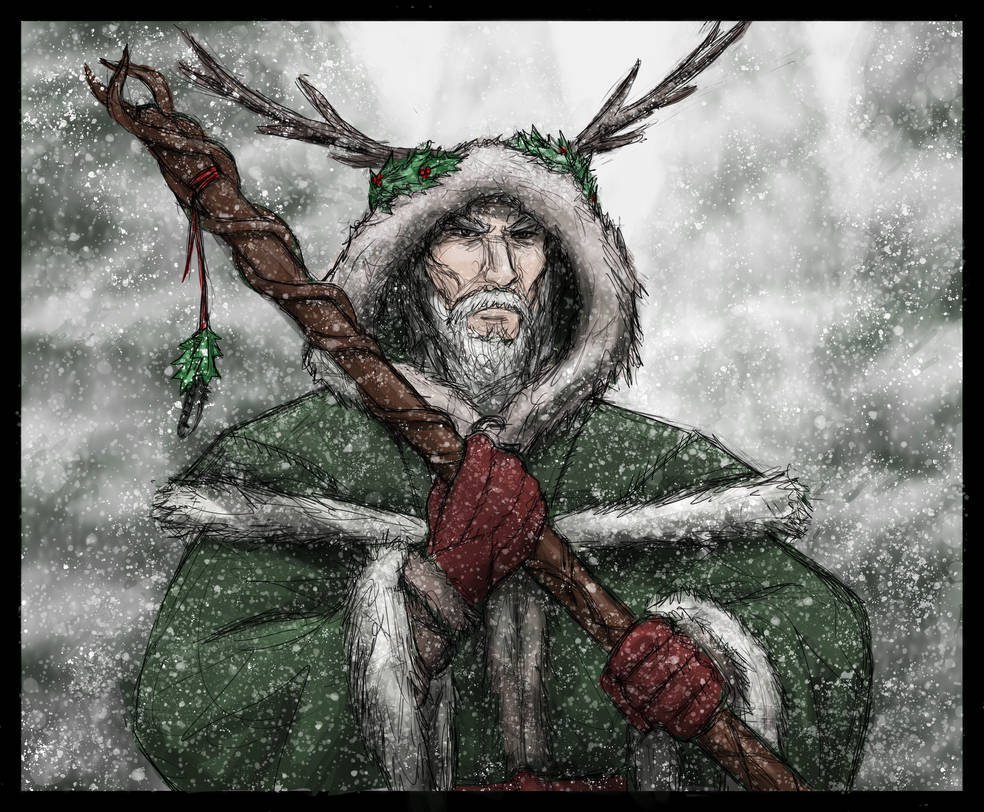 The Winter Sage by Drakarra