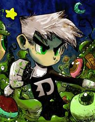 :Danny Phantom: by kraola