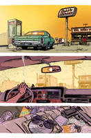Loose Ends issue 1 page 1 by whoisrico