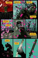 Wolverine 1 : Samurai jonx by whoisrico