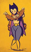 Batgirl by Becky Dreistadt by whoisrico