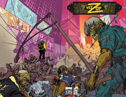 Key of Z Cover by whoisrico