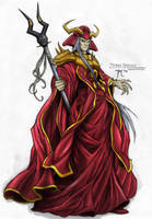 Sith Dynasty - Marka Ragnos by LeadZero