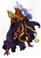 Sith Dynasty - Ludo Kressh by LeadZero