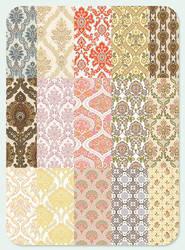 wallpaper.patterns by ZeBiii