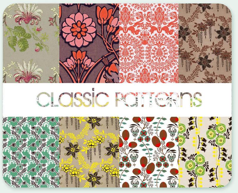 Classic.Patterns by ZeBiii