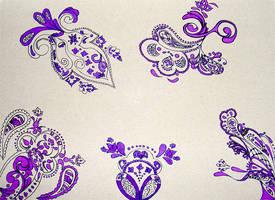 somethin purple by ZeBiii
