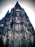 Cologne Cathedral by ZeBiii