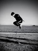 high jump by ZeBiii