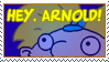STAMP - Hey Arnold by ArnoldMania