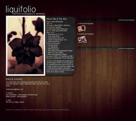 Liquifolio V2 by LiquidSteve