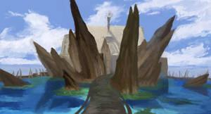 Plateau Island by Rochnan