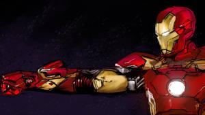 28 1 2015 Iron Man by Rochnan