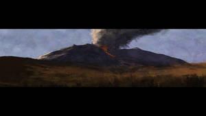 3 2 2015 Volcano by Rochnan