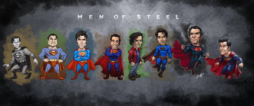 Supermen by mistermoster