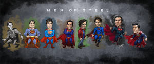 Supermen by mistermoster