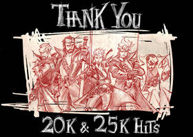20 000 - 25 000 thank you by mistermoster