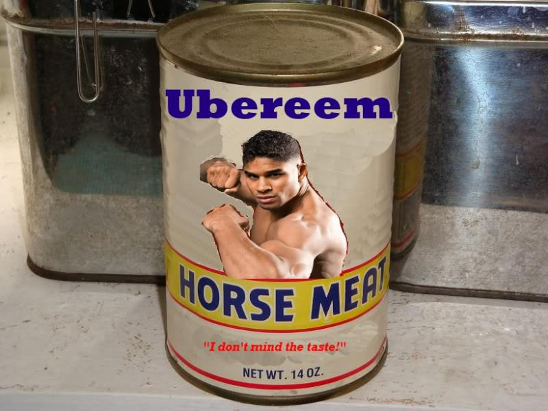 Ubereem Brand Horse Meat by dkwrtw