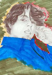 Self Portrait by Jojoraiku