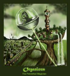 Organious by KidNebula