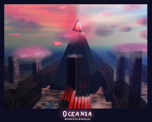 Oceania by KidNebula